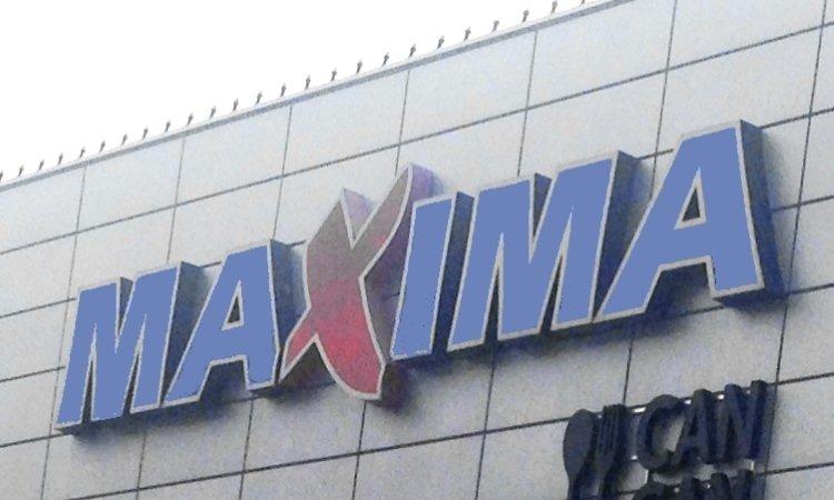 Maxima XXXX в Вильнюсе