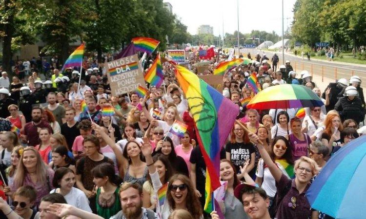 Гей парад в Белостоке