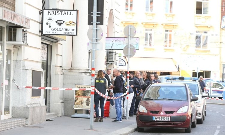 Разбой в Австрии совершили Беларусы