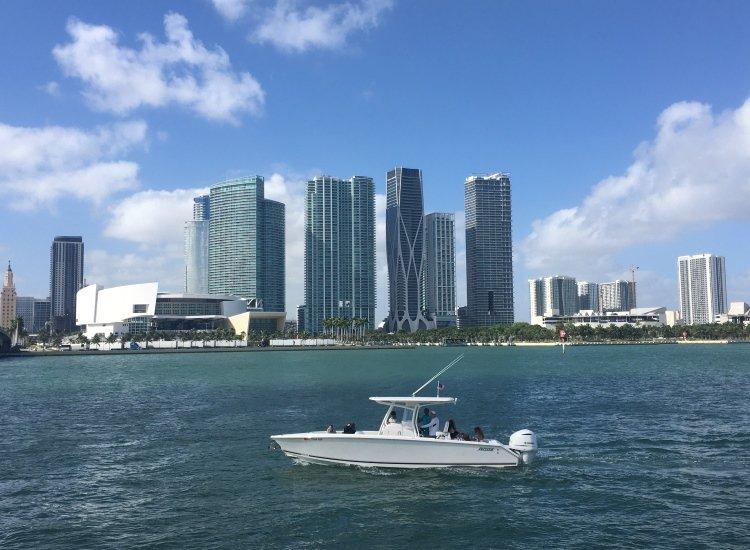 Майами США погода в январе