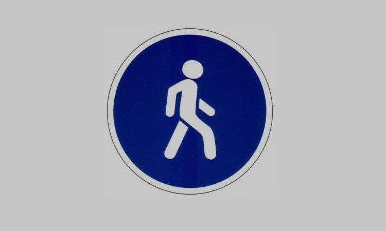 Границу временно можно пересечь пешком