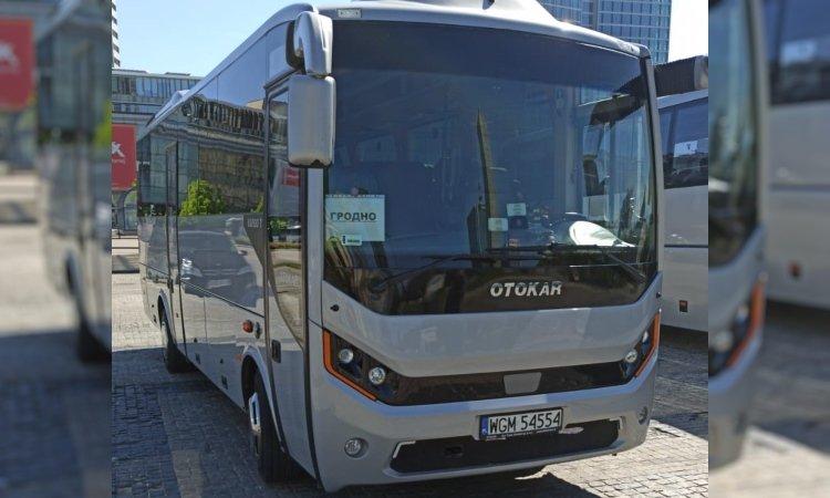 Автобус из Беларуси в Польшу и обратно