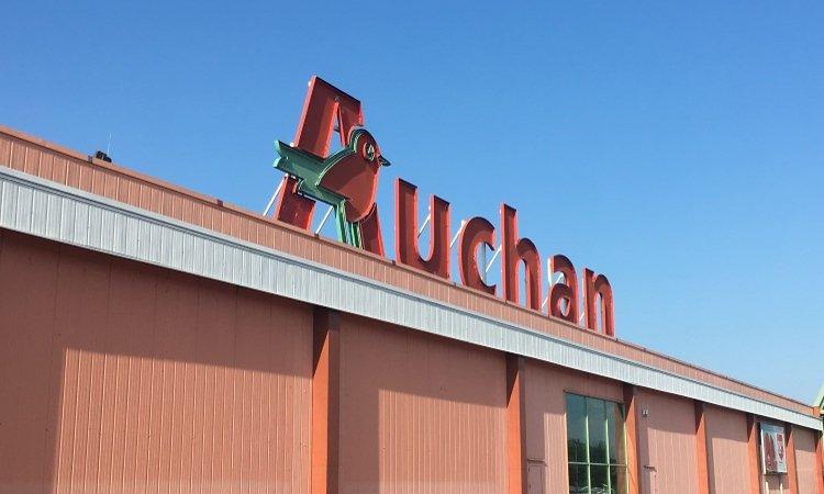 Auchan в Польше