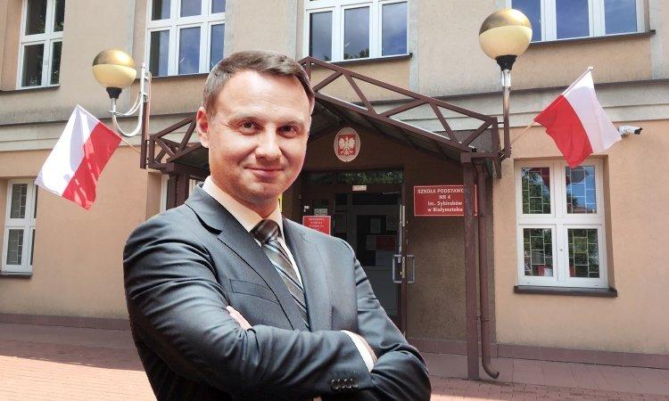 Анджей Дуда президент Польши