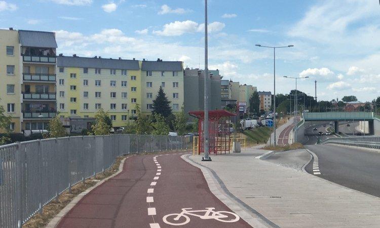 Дорога в Белостоке