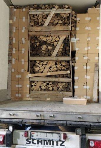 контрабанда сигарет прямо в заводских коробках