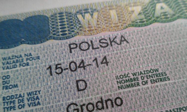 Виза D в Польше