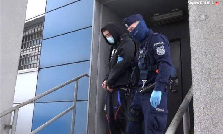 Арест мошенников из Беларуси и Украины в Польше