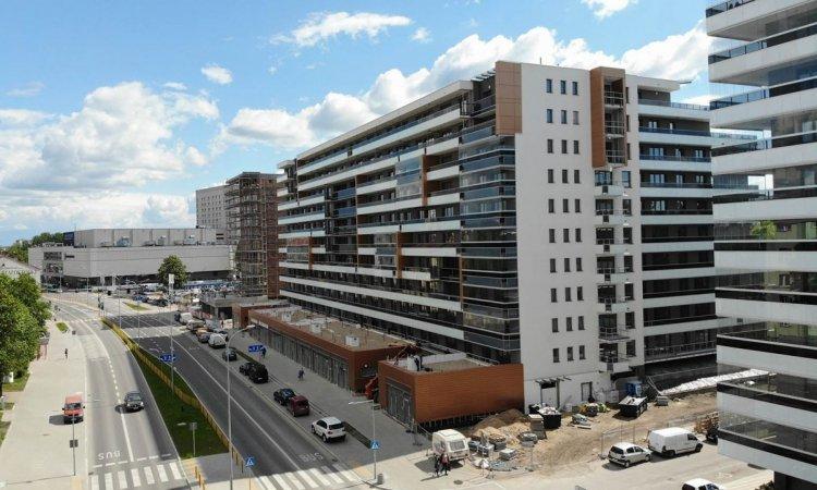 Apartamenty Jagielonskie (центр Белостока) — от 7200 злотых