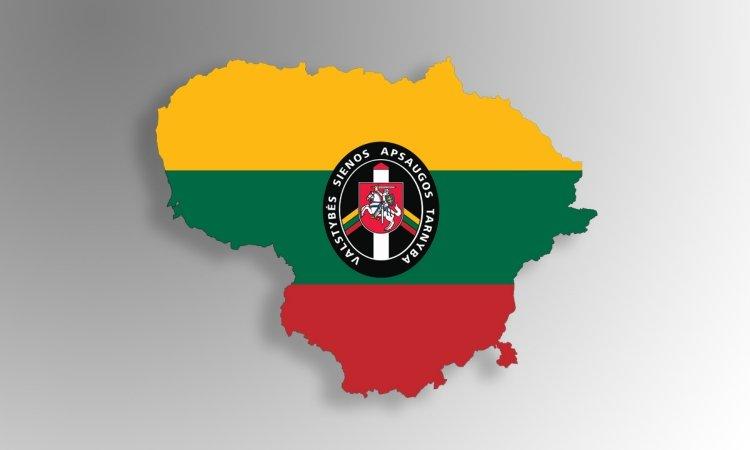Литва знак пограничной службы