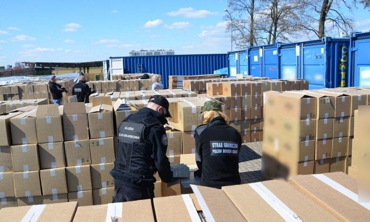 Новый рекорд контрабанды из Беларуси