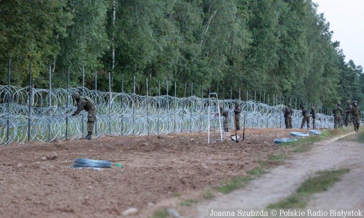 Руками европейцев создаётся беларуская зона