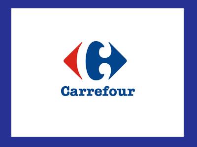 распродажи магазина Carrefour в Восточной Польше